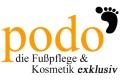 Logo: podo die Fu�pflege & Kosmetik exklusiv  G�rtner Sabine