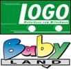 Logo LOGO & BABY LAND in 8230  Hartberg