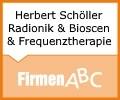 Logo Herbert Schöller Radionik & Bioscen & Frequenztherapie
