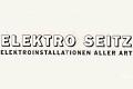 Logo Elektro Seitz  Elektroinstallationen aller Art