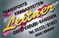Logo Leitner Ges.m.b.H. & Co.KG Transporte - Kranarbeiten