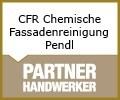 Logo CFR Chemische Fassadenreinigung Pendl