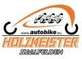 Logo auto + motorrad  HOLZMEISTER GmbH & Co KG