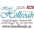 Logo Höllroah  Hotel - Restaurant