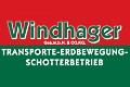 Logo Windhager Transport und Erdbewegung GesmbH & Co KG
