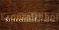 Logo Gasthaus Kronreith