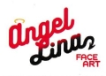 Logo Angel Lina Face Art