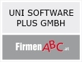Logo: UNI SOFTWARE PLUS GMBH