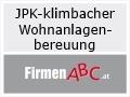 Logo: JPk-klimbacher Wohnanlagenbetreuung