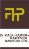 Logo: Dr. Faulhaber + Partner Immobilien GmbH