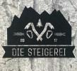 Logo Die Steigerei Industrieklettern, Felsräumungen & Absturzsicherungen