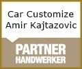 Logo Car Customize - Amir Kajtazovic