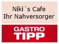 Logo: Niki's Cafe Ihr Nahversorger  Inh. Nicole Stadlmaier