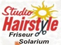 Logo Studio Hairstyle  Anibas & Anibas OG