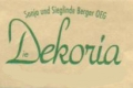 Logo Die Dekoria