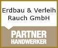 Logo Erdbau & Verleih Rauch GmbH