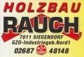 Logo: Holzbau Rauch Ges.m.b.H.