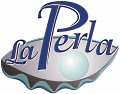 Logo: Cafe La Perla  Patricia Perl