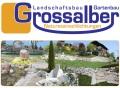 Logo Grossalber  Garten- & Landschaftsbau