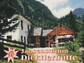 Logo Jausenstation Dicktlerhütte  Familie Bogensperger