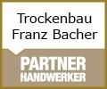 Logo Trockenbau Franz Bacher