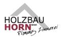 Logo Holzbau Horn GmbH