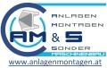 Logo: AM & S Anlagenmontagen & Sondermaschinenbau GmbH