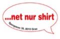 Logo ... net nur shirt  Inh. Sabine Kiefer in 8010  Graz