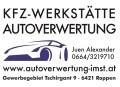 Logo KFZ-Werkstätte  Autoverwertung Juen Alexander