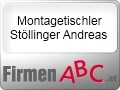 Logo: Montagetischler  St�llinger Andreas