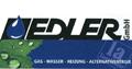 Logo: Edler GmbH  Gas - Wasser - Heizung  Alternativenergie