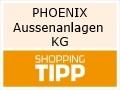 Logo: PHOENIX Aussenanlagen KG