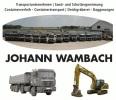 Logo: Johann Wambach Transportunternehmen