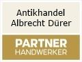 Logo: Antikhandel Albrecht D�rer  Erhart Florian