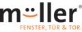 Logo: MK Kurt M�ller  Fenster und T�renstudio GmbH