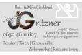 Logo Josef Gritzner  Bau- & Möbeltischlerei