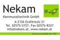 Logo: NEKAM Kommunaltechnik GmbH