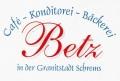 Logo Betz  Cafe-Konditorei-Bäckerei