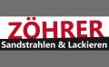 Logo ZÖHRER  Lackierer - Gussprodukte - Sandstrahlen