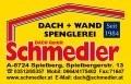 Logo Dach + Wand Spenglerei  Schmedler GmbH