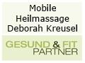 Logo Mobile Heilmassage  Deborah Kreusel