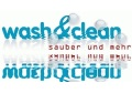 Logo wash & clean  Inh. Steven Claus
