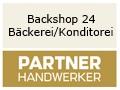 Logo Backshop 24  Bäckerei / Konditorei