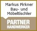 Logo Markus Pirkner Bau- und Möbeltischler