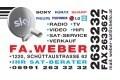 Logo: Radio-Fernseh-Hammer & Weber