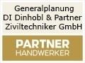 Logo Generalplanung DI Dinhobl & Partner Ziviltechniker GmbH
