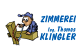Logo Zimmerei Ing. Thomas Klingler  Zimmern mit Hand und Verstand in Kufstein