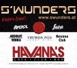 Logo: S'WUNDERS  Die Lifestyle Bar Enns