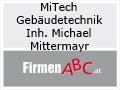 Logo: MiTech Geb�udetechnik  Inh. Michael Mittermayr