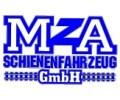 Logo: MZA Schienenfahrzeug GmbH Dampflok & Wagonbau